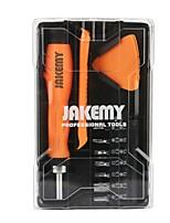 20 em 1 chave de fenda de trincheira de precisão conjunto de alça com multi-bits reparo eletrônico kit de ferramentas abertas