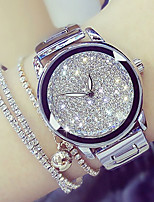 Women's Fashion Watch Simulated Diamond Watch Unique Creative Watch Japanese Quartz Water Resistant / Water Proof Rhinestone Colorful