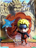 Figures Animé Action Inspiré par Naruto Naruto Uzumaki 10 CM Jouets modèle Jouets DIY