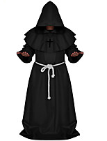 Witch Fairytale Ghost Vampire Ethnic/Religious Cosplay Assassin Cosplay Costume Cloak Halloween Props Party Costume Masquerade Movie