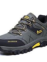 Chaussures de Course Chaussures de montagne Homme Respirabilité Sport de détente Basses Grille respirante Caoutchouc Randonnée