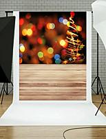 фото фоны 5x7ft винил красивые рождественские рисунки фотографии фоны