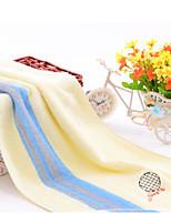 Style frais Serviette,Rayures Qualité supérieure 100% Coton Serviette