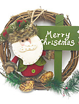 1pc Christmas Decorations Christmas OrnamentsForHoliday Decorations 33cm
