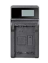 ismartdigi fw50 lcd usb cargador de batería de la cámara para sony np-fw50 a5000 a5100 a7r nex6 7 5tl 5r 5n 3nl c3