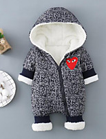 Baby Kids Others One-Pieces,Others Winter Red Navy Blue
