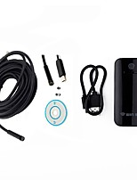 Wifi Endoscope USB Camera 7MM Lens 15M Cable Borescope Waterproof IP67 Inspection Cam Endoskop Snake for IOS Android PC