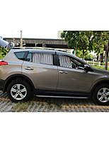 Automotive Car Sun Shades & Visors Car Sun Shades For Toyota 2008 2009 2010 2011 2012 2013 2014 Highlander Fabrics