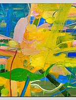 Ручная роспись Абстракция Абстракция Реализм Пастораль 14pcs Холст Hang-роспись маслом For Украшение дома