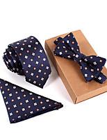 Men's Polyester Cravat & Ascot,Outfits Print All Seasons