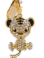 Key Chain Toys Novelty Tiger Animal Unisex Pieces