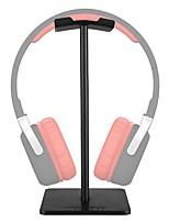 casque universel de support de casque en aluminium montrant le présentoir de support d'affichage pour tous les écouteurs