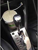Automobile Remplacement du bouton de changement de véhicule(Métal)Pour Toyota 2017 Yaris Vios