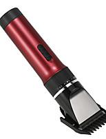 электрический зажим для волос беспроводной стример для волос перезаряжаемый бритва для волос керамический титановый клинок для