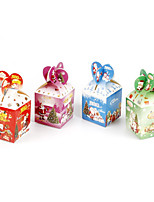 1pc Christmas Decorations Christmas OrnamentsForHoliday Decorations 8.3cm*8.3cm*10cm