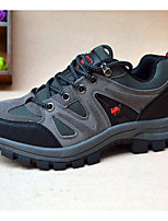 Running Shoes Mountaineer Shoes Unisex Anti-Slip Rain-Proof Wearable Breathability Leisure Sports Low-Top Suede Rubber Hiking Running