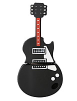 Silicone Guitar High Speed Shockproof 128GB USB 2.0 Flash Drive U Disk Memory Disk