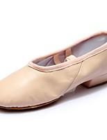Women's Jazz Synthetic Customized Materials Heel Indoor Customized Heel Black Red Nude 1