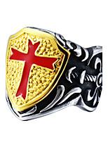 Men's Fashion Cross Titanium Steel Cross Jewelry Jewelry For Daily Casual