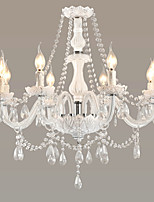Charm Persona Beads Collection Bohemian Style Traditional/Classic Pastoral Style type V Chandelier For Living Room Bedroom Indoor