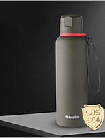 Outdoor Wear to work Casual/Daily Drinkware, 600 Japanese Stainless Steel Tea Water Water Bottle