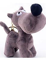 Key Chain Animals Toys Dog Animal Unisex Pieces