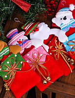 sacola de armazenamento outros cutibe de lazer de santa outras decorações de christmasforholiday