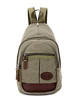 1 L Sling Bag Camping / Hiking Hunting Running Wearable Cloth Oxford