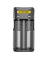 Nitecore q2 Battery Charger lm Automatic Mode Portable Professional Easy Carrying High Quality Lightweight Camping/Hiking/Caving Everyday