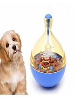 Dog Toy Pet Toys Interactive Tumbler Plastic