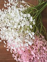 20 * 60 cm 5 pcs 14 branches / pc décoration fleurs artificielles babysbreath