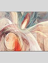 Handgemalte Abstrakt Abstrakt Ein Panel Leinwand Hang-Ölgemälde For Haus Dekoration
