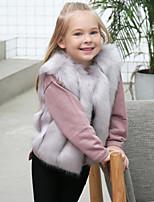 Kids' Wraps Vests Faux Fur Wedding Party/ Evening