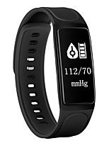 C7S bande intelligente cardiofréquencemètre moniteur de pression artérielle bracelets intelligents bracelet étanche fitness tracker
