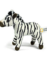 Stuffed Toys Toys Zebra Animals Kids Pieces