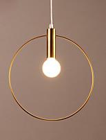 Zeitgenössisch Schick & Modern Pendelleuchten Für Schlafzimmer Küche Esszimmer AC 220-240 AC 110-120V Glühbirne nicht inklusive