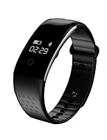 S1 Wristband Smart Bracelet Blood Oxygen Monitor Heart Rate Monitor Smartband Fitness Tracker Call SMS Notification