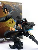 Figures Animé Action Inspiré par One Piece Ace PVC 15 CM Jouets modèle Jouets DIY