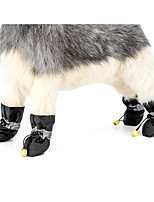 Cane Cappelli, berretti e bandane Stivaletti Abbigliamento per cani Tessuto Primavera/Autunno Inverno Casual Tenere al caldo Capodanno