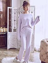 Pyjama Cachemire Femme