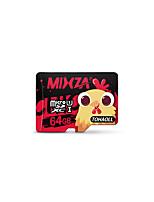 mixza Speicherkarte micro SD-Karte 64GB Class10 Flash-Karte Speicher micro SD für Smartphone / Tablet