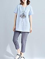 Women's Daily Cute Summer T-shirt