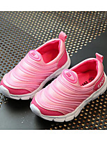 Girls' Shoes Tulle Fall Winter Comfort Sneakers For Casual Blushing Pink Blue Purple