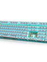 ajazz-ak33i clavier mécanique de jeu clavier usb couleur rétro-éclairé 108keys