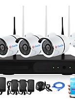 3channel 1080p sans fil nvr kits imperméable ir vision nocturne wifi caméra ip système de sécurité 3 pcs 2.0mp caméra 8963p1120