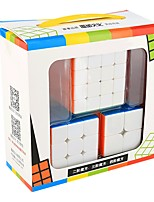 Rubik's Cube Smooth Speed Cube 2*2*2 3*3*3 4*4*4 Office Desk Toys Anti-pop Magic Cube Gift
