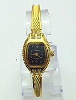 Жен. Часы-браслет Наручные часы Модные часы Китайский Кварцевый сплав Группа Черный