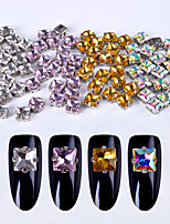 40 Nail Art Decoration Rhinestone Pearls Makeup Cosmetic Nail Art Design