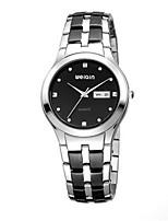 Men's Dress Watch Fashion Watch Casual Watch Quartz Alloy Band