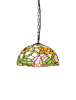 Diameter 30cm Tiffany Pendant Lights Glass Lamp Shade Living Room Bedroom Dining Room light Fixture